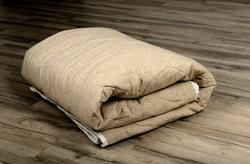 Одеяло Хэппи Лен в льняном чехле