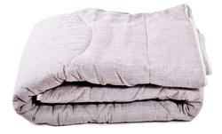 Детское одеяло Хэппи Лен в льняном чехле
