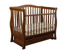 Детская кроватка Вива премиум +ящик