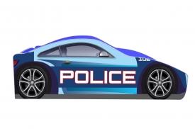 Детская кровать Полиция (серия Бренд)