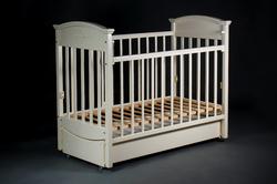 Детская кроватка Наполеон VIP + ящик