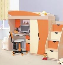 Кровать Савана оранж