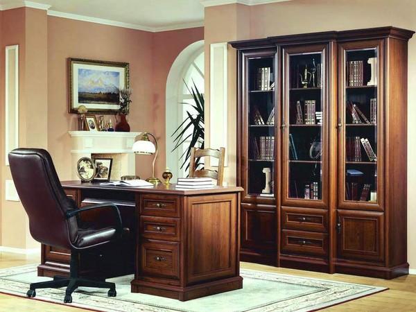 Кабинет Соната. Корпусная мебель