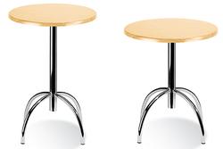 Основание для стола Wiktor chrome