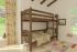 Кровать двухъярусная Бай-Бай