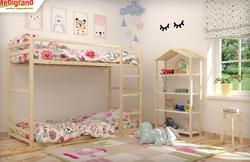 Кровать-чердак Барни