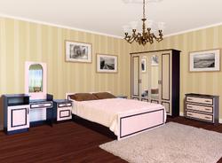 Спальня Ким (венге)