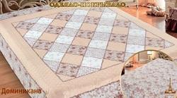 Одеяло-покрывало Доминикана
