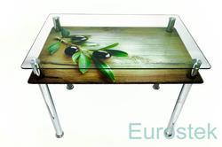 Стол обеденный DX-822 (оливки)