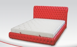 Кровать Фараон МКС - с матрасом 200х160 (ВН)