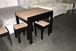 Столовый комплект Корс (1+4)