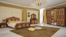 Спальня Реджина (перо орех)