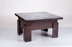 Стол-трансформер Дельта стекло
