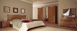 Спальня Богема (вишня бюзум)