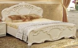 Кровать Олимпия (беж)