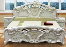 Кровать Реджина (беж)