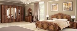 Спальня Олимпия (орех)