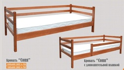 Кровать Соня (Юта)