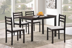 Столовый комплект Фиеста (венге)