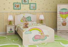Детская комната Зайка 2
