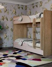 Кровать двухъярусная Юниор (Феникс)