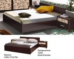 Кровать С-1