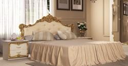 Кровать Виктория радика беж