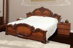 Кровать Империя орех
