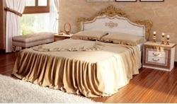 Кровать Дженифер ридика беж