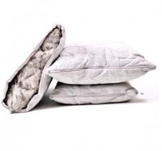 Подушка ХэппиЛен с льняным наполнителем