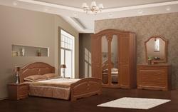 Спальня Луиза дуб