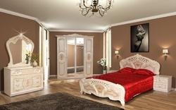 Спальня Кармен пино беж