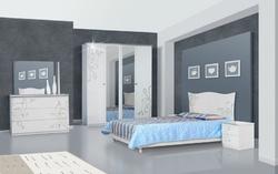 Спальня Фелиция белая