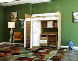 Кровать-стол Лео
