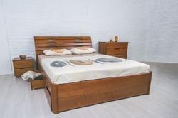 Кровать Марита Люкс с ящиками