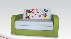 Детский диван-кровать Микки Маус
