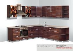 Кухня Модерн глянцевая