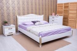 Кровать Монако с мягкой спинкой