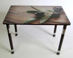 Стол обеденный Оливки (Нежность)