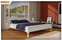 Кровать Палермо белая