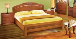 Кровать Премьера дуб