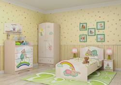 Детская комната Зайка