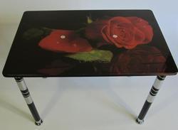 Стол обеденный Роза (Нежность)