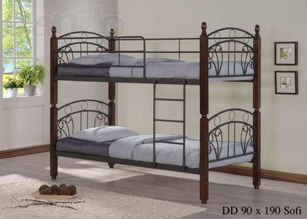 Кровать Sofi dd двухъярусная