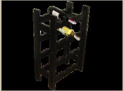 Стеллаж для вина Трембита СТ 2