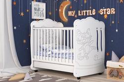 Детская кроватка Тандем