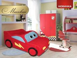 Детский диван-кровать Макквин ОД