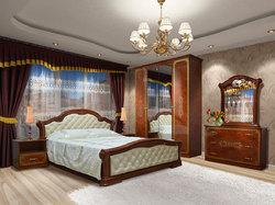 Спальня Венеция пино орех