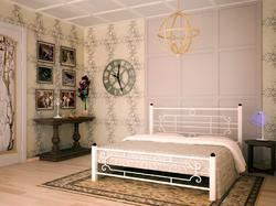 Кровать Винтаж (квадратные ножки)